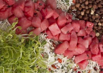Melon salat
